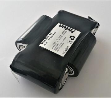 Acumulator NiCd 5xVRE C pentru detector gaz
