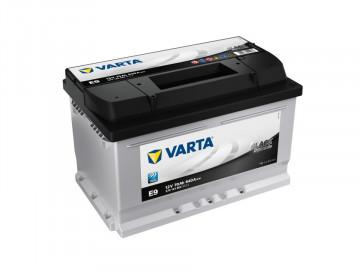 Acumulator Varta Black 70Ah 640A E9 570144064