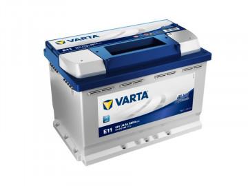 Acumulator Varta Blue E11 74Ah 680A 574012068