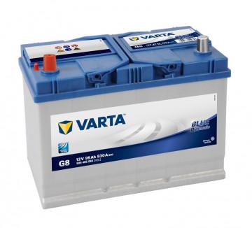 Acumulator Varta Blue G8 95Ah stanga 830A 595405083