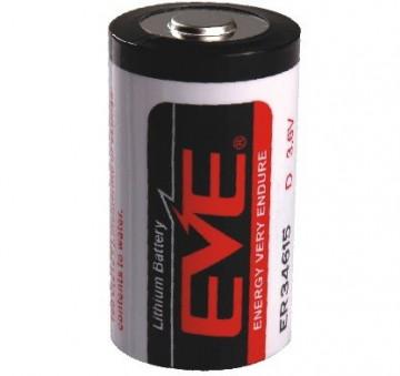 Baterie Litiu EVE ER34615 (LS33600) D 3.6V