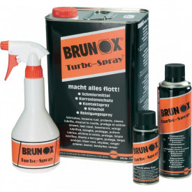 Brunox TURBO Spray Lubrifiant/degripant universal