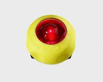 Lampa semnalizare WOLF ML-15R Z1 (rosu)