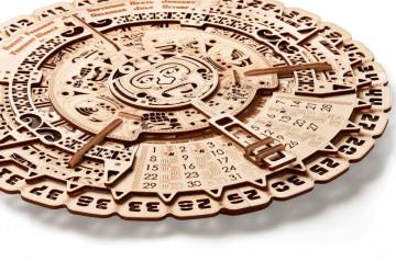 Puzzle lemn 3D Mayan Calendar 73 piese