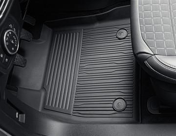Set covorase fata Ford Puma si Fiesta (produs original)