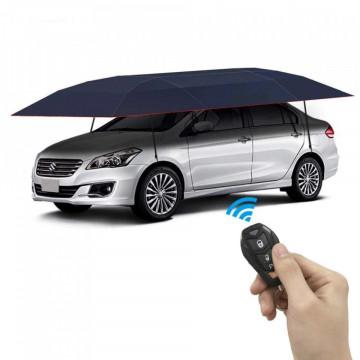 Umbrela auto cu telecomanda anti UV