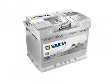 VARTA Silver AGM 60Ah 680A 560901068