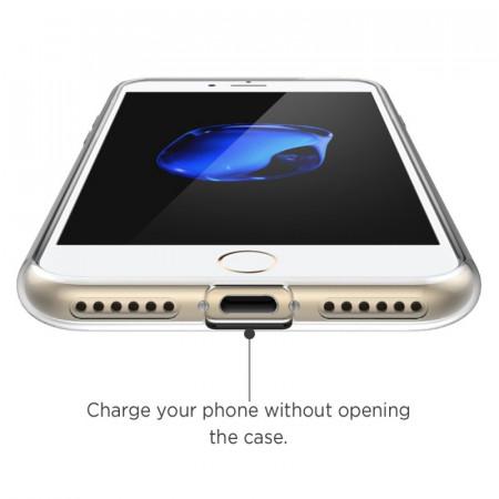 Husa Apple iPhone 7, TPU slim transparent