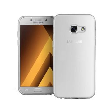 Husa Samsung Galaxy A3 2015, TPU slim transparent