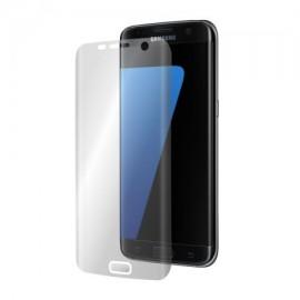Folie Alien Surface HD, Samsung GALAXY S7 Edge, protectie ecran, spate, laterale + Alien Fiber Cadou