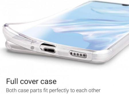 Husa Huawei P30 PRO, FullBody Elegance Luxury ultra slim,Silicon TPU , acoperire completa 360 grade