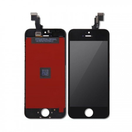 Display LCD compatibil iPhone 5C, Negru