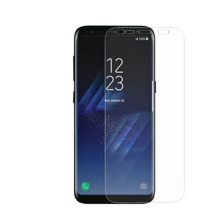 Folie de protectie Samsung Galaxy S8, Silicon TPU Transparent