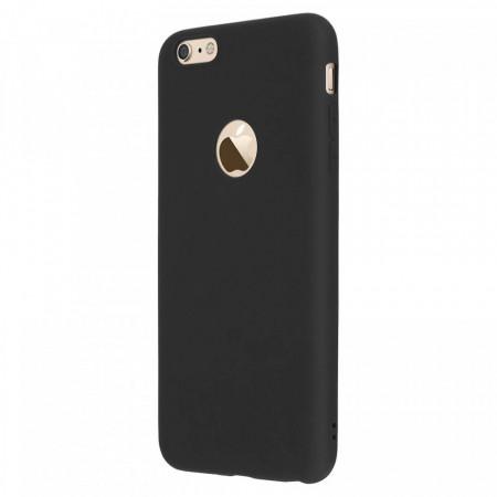 Husa Apple iPhone 6/6S, slim antisoc Black