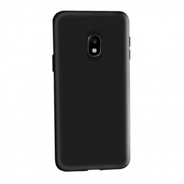 Husa Samsung Galaxy J3 2017, slim antisoc Negru