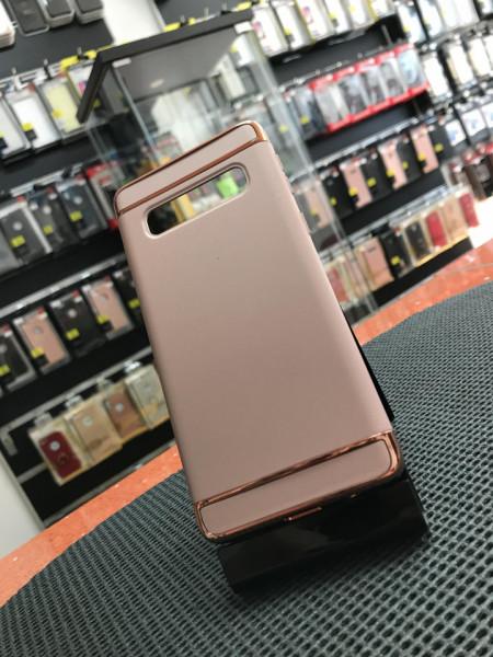 Husa Samsung Galaxy S10 , Elegance Luxury 3in1 Rose-Gold