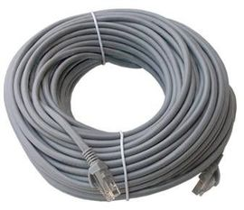 Cablu INTERNET 15m / Cablu Retea UTP / Cablu de Date / Cablu de Net fir cupru Categoria 5E