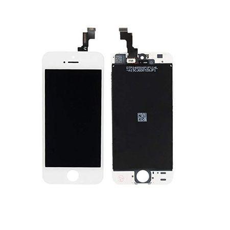 Display LCD compatibil iPhone 5SE, Alb