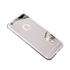 Husa Apple iPhone 6/6S, tip oglinda Silver