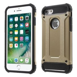 Husa Apple iPhone 7,Elegance Luxury tip Armour Strong Gold