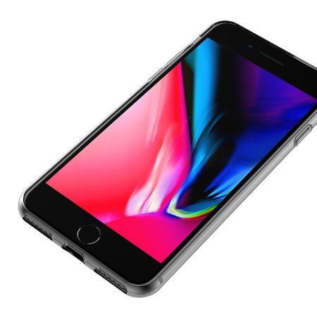 Husa Apple iPhone 7 Plus, TPU slim transparent