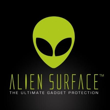 FOLIE ALIEN SURFACE HD, iPhone XS MAX, PROTECTIE ECRAN + ALIEN FIBER CADOU