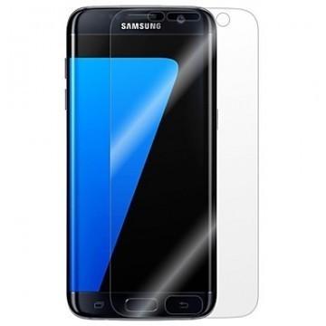 Folie de silicon FullBody pentru Samsung Galaxy S7 Edge (fata + spate)