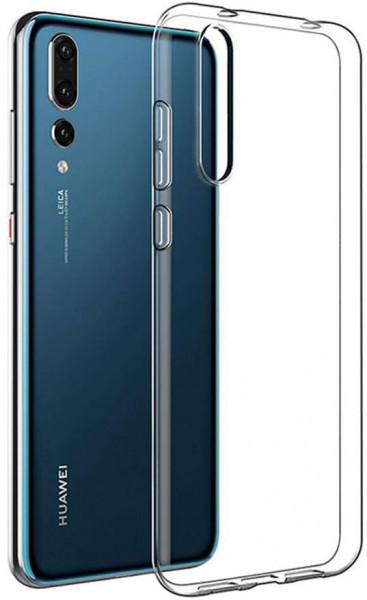 Husa Huawei P20 PRO Plus, TPU slim transparent