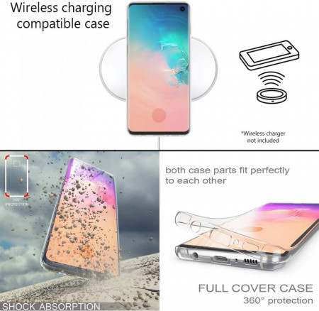 Husa Samsung Galaxy S20 Ultra, FullBody Elegance Luxury ultra slim,Silicon TPU , acoperire completa 360 grade