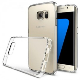 Husa Samsung Galaxy S7 Edge, TPU slim transparent