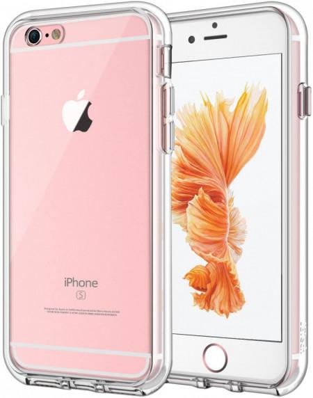 Husa Apple iPhone 6/6S, Silicon TPU 2.0mm slim Transparenta