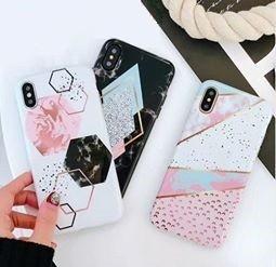 Husa Apple iPhone 6 Plus/6S Plus, Elegance Luxury Marble White TPU , husa cu insertii marmura alba