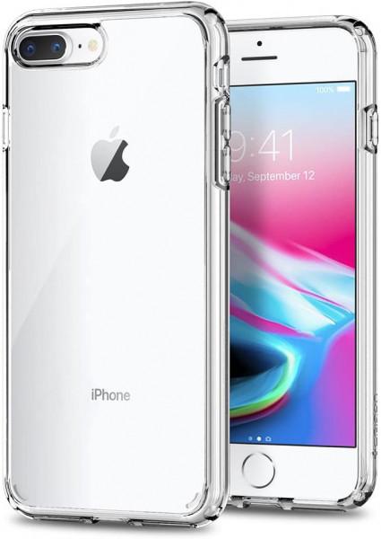Husa Apple iPhone 7 Plus, Silicon TPU 2.0mm slim Transparenta