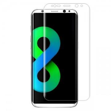 Folie de plastic pentru Samsung Galaxy S8 Plus Transparent