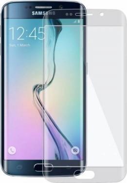 Folie de sticla Samsung Galaxy S6 Edge, Elegance Luxury margini curbate transparenta