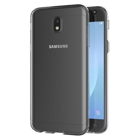 Husa Samsung Galaxy J7 2017, FullBody 360º ultra slim TPU, acoperire fata spate