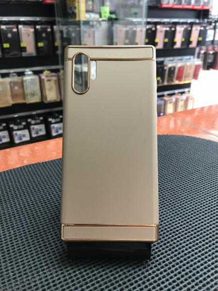Husa Samsung Galaxy Note 10 , Elegance Luxury 3in1 Gold