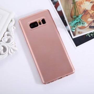 Husa Samsung Galaxy Note 8, slim antisoc Rose-Gold