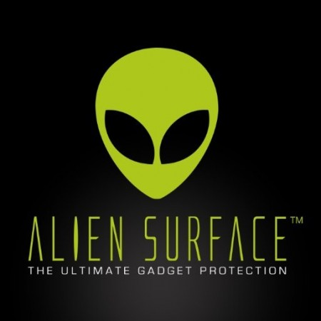 FOLIE ALIEN SURFACE HD, iPhone XS, SPATE,LATERALE + ALIEN FIBER CADOU