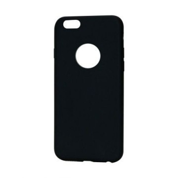 Husa Apple iPhone 5/5S/SE, slim antisoc Negru