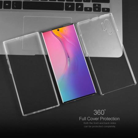 Husa Samsung Galaxy Note 10 Plus, FullBody Elegance Luxury ultra slim,Silicon TPU , acoperire completa 360 grade