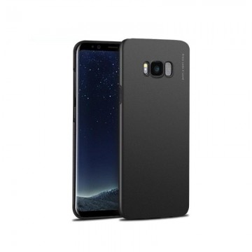 Husa Samsung Galaxy S8, Elegance Luxury X-LEVEL Metalic Black