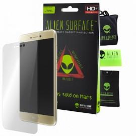 Folie Alien Surface HD, Huawei P9 Lite 2017, protectie ecran + Alien Fiber cadou