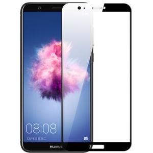 Folie de sticla Huawei P Smart 2018, 9D FULL GLUE Negru