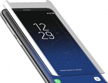 Folie de sticla Samsung Galaxy Note 8, 5D Case Friendly FULL GLUE Transparenta