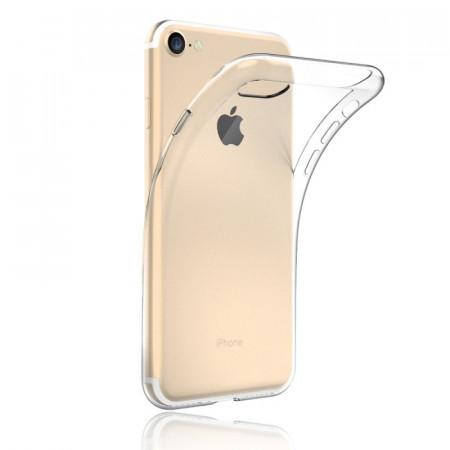 Husa Apple iPhone 6/6S, TPU slim transparent