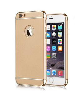 Husa Apple iPhone 7 Plus, Elegance Luxury 3in1 Gold