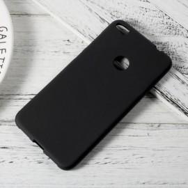 Husa Huawei P8 / P9 Lite 2017, slim antisoc Black