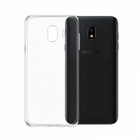 Husa Samsung Galaxy J4, Silicon TPU Transparent
