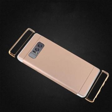 Husa Samsung Galaxy Note 8, Elegance Luxury 3in1 Rose-Gold